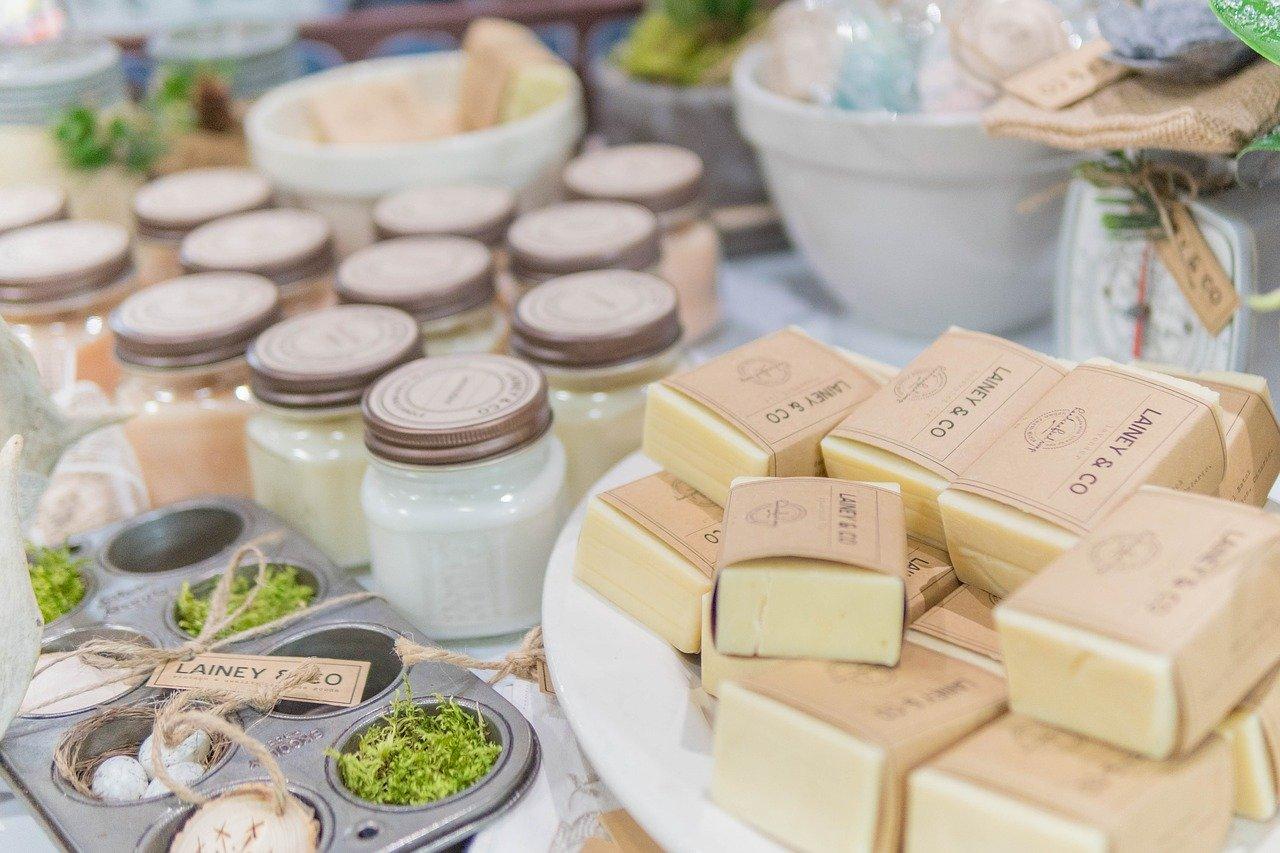 La montée en puissance des produits naturels pour la peau